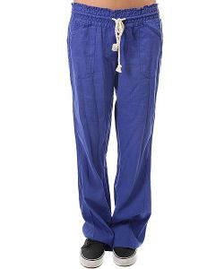 Roxy | Штаны Широкие Oceanside Pant Royal