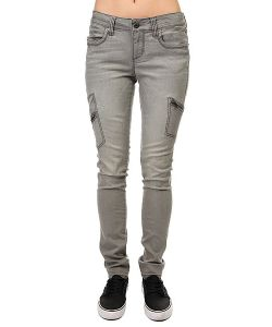 Zoo York | Джинсы Узкие Z M City Skinny Od Wash