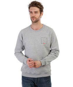 Skills | Толстовка Классическая Slogan Quad Sweatshirt