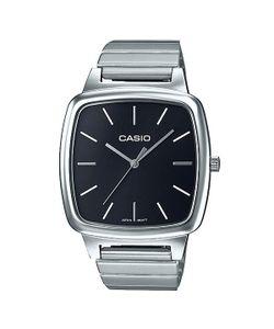 Casio | Кварцевые Часы Collection Ltp-E117d-1a Metal Grey