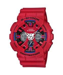 Casio G-Shock | Электронные Часы Ga-120tr-4a Red