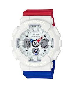Casio G-Shock | Электронные Часы Ga-120trm-7a White/Red/Blue