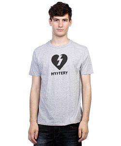 Mystery | Футболка Heart Premium Heather Grey