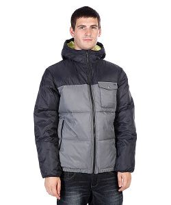 Quiksilver | Куртка Зимняя Baran Dark Charcoal