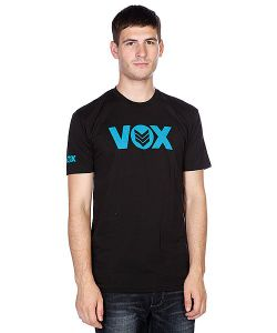 Vox   Футболка Global Black/Blue