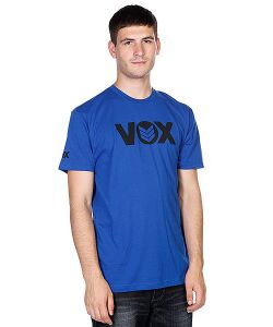 Vox | Футболка Global Royal Blue/Black