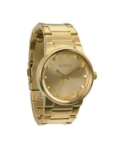 Nixon | Часы Cannon All Gold