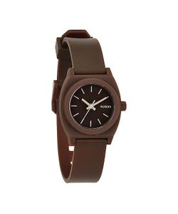 Nixon | Часы Женские Small Time Teller P Brown
