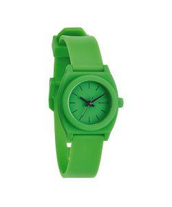 Nixon | Часы Женские Small Time Teller P Green