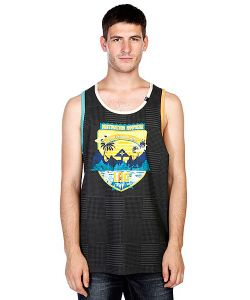 LRG | Майка Nowhere Fast Tank Black