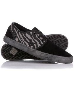 Vox   Кеды Кроссовки Низкие Slacker Black Zebra