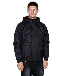 Quiksilver | Куртка Зимняя Corwall Black