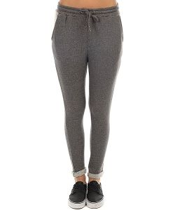 Roxy | Штаны Спортивные Signaturepant Charcoal Heather
