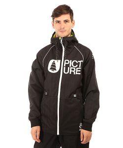 Picture Organic | Куртка Утепленная Wind Black