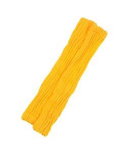 CajuBrasil | Гетры Женские Socks 171 Yellow
