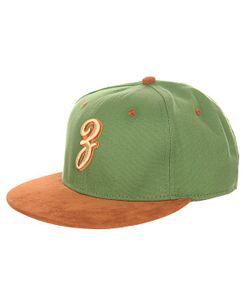 Запорожец | Бейсболка С Прямым Козырьком Просто З Green