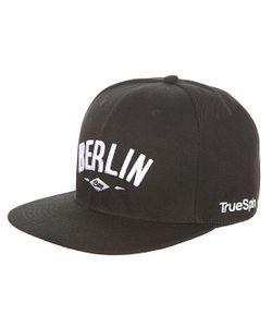Truespin | Бейсболка С Прямым Козырьком Berlin Black
