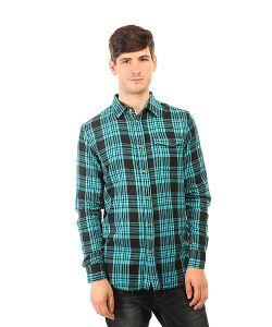 Globe | Рубашка В Клетку Portland Shirt Horizon