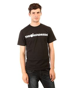The Hundreds | Футболка Forever Bar T-Shirt Black