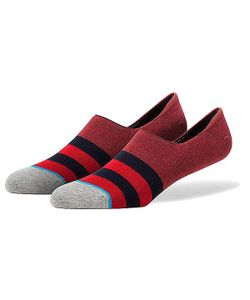 Stance | Носки Низкие Side Step Sadelow Red