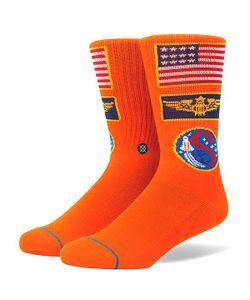 Stance   Носки Средние Anthem Commander Orange
