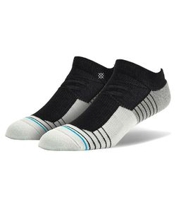 Stance | Носки Низкие Blue Athletic Fusion 3fold Low Black