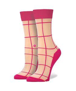 Stance   Носки Средние Женские Retro Pink