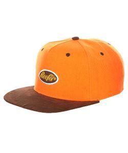 Truespin | Бейсболка С Прямым Козырьком Reefer Orange