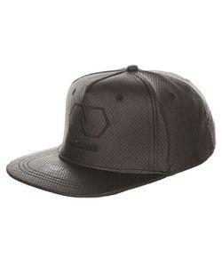Truespin | Бейсболка С Прямым Козырьком Riddled Strapback Black