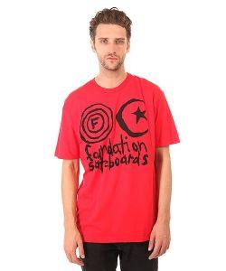 Foundation | Футболка Franken Official Black/Red