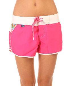 Picture Organic | Шорты Пляжные Женские Hawaii Pink