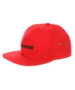 Converse | Бейсболка С Прямым Козырьком Con022 Red