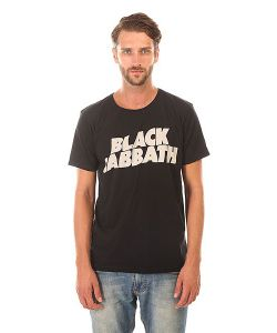 Quiksilver | Футболка Black Sabbath Cla Tees Black