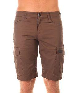 Skills | Шорты Классические Cargo Shorts Strap Brown