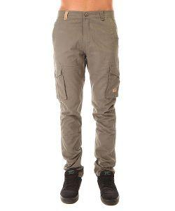 Запорожец | Штаны Прямые Cargo Pants Olive