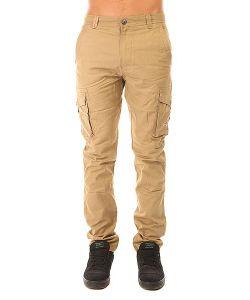 Запорожец | Штаны Прямые Cargo Pants Beige