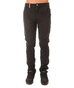 Запорожец | Штаны Прямые Classic Pants Black