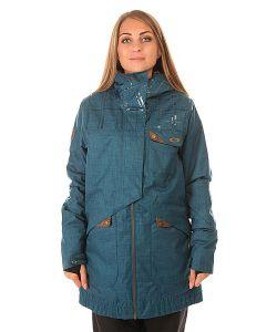 Oakley | Куртка Женская Village Jacket Legion Blue