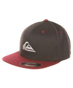 Quiksilver | Бейсболка С Прямым Козырьком Stuckles Hats Port Royale