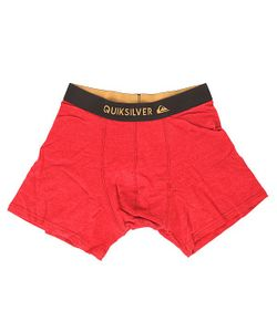 Quiksilver | Трусы Boxer Edition Red Heather