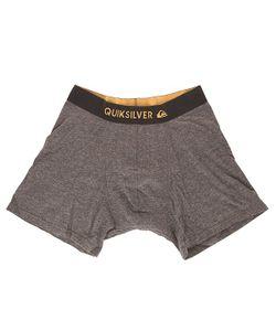 Quiksilver | Трусы Boxer Edition Dark Grey Heather