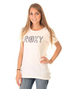 Roxy | Футболка Женская Crewhightides Pristine