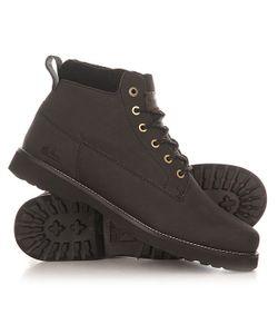 Quiksilver | Ботинки Высокие Mission Ii Solid Black