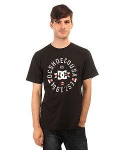 Dcshoes | Футболка Dc Shoes Emblem 1994 Black