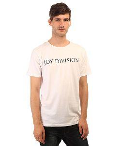Quiksilver | Футболка Joy Div Logo White
