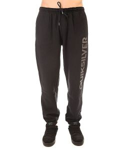 Quiksilver | Штаны Спортивные Trackpantscreen Black