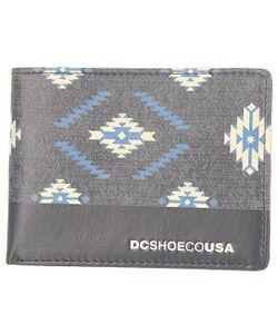 Dcshoes | Кошелек Dc Pre Mix Blue Iris