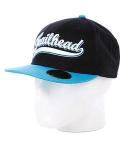 Trailhead | Бейсболка Script Snapback Blue/White/Blue