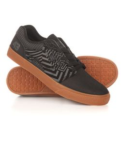 Dcshoes | Кеды Кроссовки Низкие Dc Tonik Kb Black/Grey/Brown