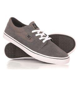 Dcshoes | Кеды Кроссовки Низкие Женские Dc Tonik W Grey/Light Grey